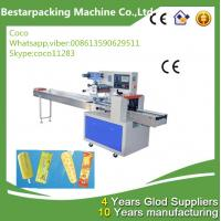 Buy cheap Ice cream packaging machine from wholesalers