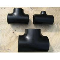 """Buy cheap ASTM A234 WPB Equal Tee 42"""" STD Carbon Welded from wholesalers"""