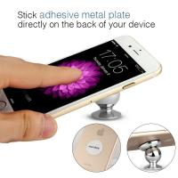 Buy cheap Magnetic Cell Phone Car Mount Holder Installs On Any Flat Surface from wholesalers