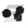 Buy cheap Hitachi Excavator ZAX60 ZAX200 Rubber Throttle Motor Gear from wholesalers