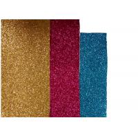 Buy cheap Shiny Glitter Fabric Wallpaper , Bed Room Textured Glitter Wallpaper from wholesalers