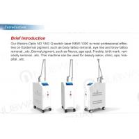 Buy cheap 2016 nd yag laser tattoo removal machine / q switch nd yag laser product