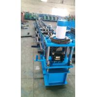 Buy cheap Galvanized Steel Sheet Stud And Track Roll Forming Machine For Vacationlands product