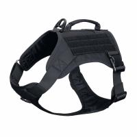Buy cheap Tactical Nylon Dog Harness Military K9 No Pull Pet Adjustable Training Vest from wholesalers