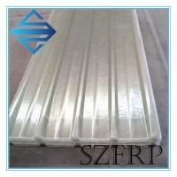 Buy cheap Transparent Corrugated Roofing Sheet from wholesalers
