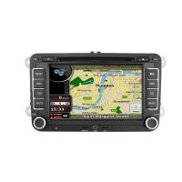 Buy cheap 2 Din LCD-TFT Vw Dvd Gps player With FM / AM Radio IPOD High Resolution product