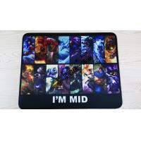 Buy cheap 2015 custom mouse pad for mouse pad gaming use,  Best Quality Custom mouse pad gaming from wholesalers