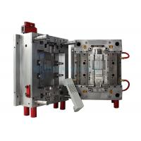 Buy cheap White Environmental Home Appliance Mould Cover Plastic Injection Molding Parts from wholesalers