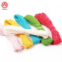 Buy cheap 1.5mm Diameter 2 Plies Twisted Paper Rope For Decoration And Craft product