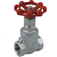 Buy cheap stainless steel gate valves  , 1/2-2 from wholesalers