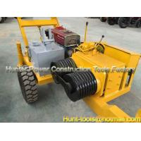 Buy cheap Gasoline engine power Cable Pulling Winches Cable Pull Assist Winch from wholesalers