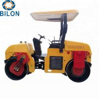 Buy cheap 3 Ton Road Construction Machinery 3000kg Double Drum Asphalt Road Roller from wholesalers