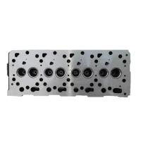 Buy cheap Diesel cylinder head V1505 for car truck construction machine  material Cast Iron aluminum Kubota cylinder head from wholesalers