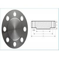 Buy cheap Hastelloy C276 Nickel Alloy Flanges 150# - 900# Wn Blind Flange ASME B16.5 Standard from wholesalers