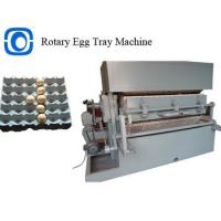 Buy cheap Full Automatic Rotary Egg Tray Machine Production Line for Egg Tray Box or Carton from wholesalers