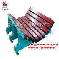 Buy cheap High Wear Resistant Uhmwpe/Rubber Impact Bar/ Conveyor Impact Bed from wholesalers