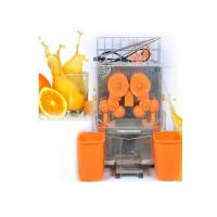 Buy cheap 120W High Speed Automatic Orange Juicer Machine / Breville Juicer With Trans-Parent Cover from wholesalers