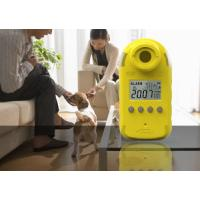 Buy cheap Single H2S Portable Gas Detector 0 - 100ppm Range Electrochemical Sensors from wholesalers