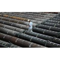 Buy cheap Cr-Mo alloy steel pipes, ASTM A691 1Cr, 3Cr, 5Cr, 9Cr,  Electric Fusion Weldding pipe from wholesalers