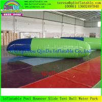 Buy cheap Best Quality Free Shipping  Jump Water Toys/Water Trampoline Inflatable Water Blob from wholesalers