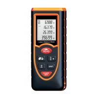 Buy cheap 50M CB-50 Laser Digital Distance Meter with Historical Storage and Time Measurement product