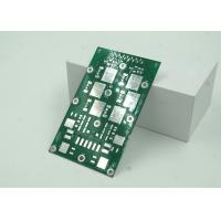 Buy cheap 2W Green Solder Mask LED PCB Board Aluminum Based High Thermal Conductivity from wholesalers