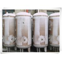 Buy cheap Customized Stainless Steel Extra Replacement Tank For Air Compressor System product