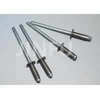 Buy cheap Motorcycle Titanium Pop Rivets With Zinc Plated / Nickel Plated Surface from wholesalers