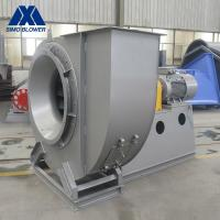 Buy cheap Forced Draft Of Industrial Rotary Kilns Dust Collector Centrifugal Blower Fan from wholesalers