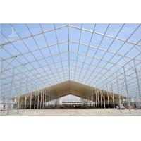Buy cheap Temporary Industrial Storage Buildings Movable Plant Tent With Functional Container from wholesalers