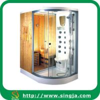Buy cheap Luxury & Function steam shower room(SSR-01) from wholesalers