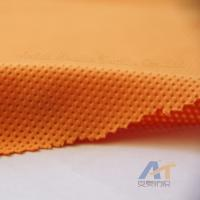 Buy cheap Orange color mesh fabric for sportswear from wholesalers