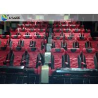 Buy cheap Cinema System 4D Movie Theater Environment Effect With Chair Effect Water / Air Spray product