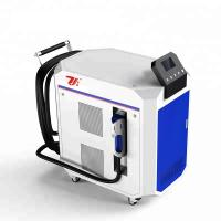 Buy cheap Paint Removal Laser Cleaning Machine , Laser Metal Cleaner Air Cooling from wholesalers