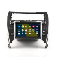 Buy cheap HD android car dvd android 4.4.4 HD 1024*600 car DVD GPS for Toyota 2012 camry America version with WiFi Mirror link from wholesalers