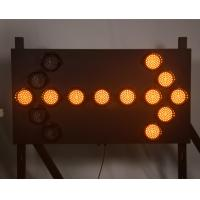 Buy cheap LED Arrow Board display from wholesalers