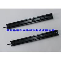 Buy cheap Black Auto Car Seat Rails With 15MM Tooth Pitch / 240MM Joureny from wholesalers
