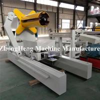 Buy cheap Carbon Steel Coil Slitting Line Machine 11kw With PLC Control from wholesalers