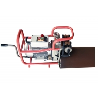 Buy cheap ISO 1.1KW 2000r/Min 30 Degree Plate Beveling Machine from wholesalers