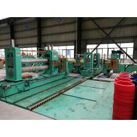 Buy cheap PLC Siemens Slitting Line Machine , 1200mm Length Steel Cutting Shears product