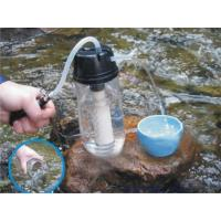 Buy cheap Travel Water Purifier Manufacturer from wholesalers