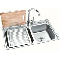 Buy cheap Modern Style Project Sink Heavy Duty Ss304 Material For Household Kitchen from wholesalers