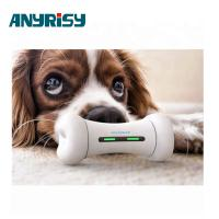Buy cheap APP Control Smart  Interactive Pet Toy Dog Bone Toy with backup battery from wholesalers