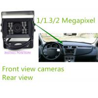 Buy cheap AHD / Analog Optional Car Reversing Camera , Rear View Mirror Camera IP68  For Truck product