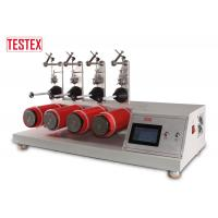 Buy cheap ICI Mace Snag Tester Abrasion And Pilling And Snag Testing Equipment With 4 Rotating Test Cylinders from wholesalers