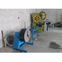 Buy cheap Easily Operating Razor Barbed Wire Machine 6000kg Weight Low Raw Materials Loss from wholesalers