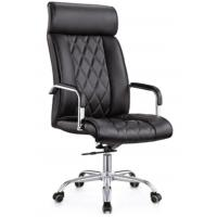 High Level Executive Swivel PU Leather High Back Office Chair Of Zmfurniture