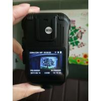 Durable Black Police Camera Recorder 3600 MAh Lithium Replace Battery Support GPS