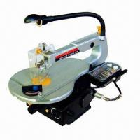 Buy cheap CSA-/CE-approved 16 Scroll Saw with Light/PTO Flexible Rotary Tool from wholesalers