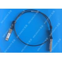 Buy cheap 40Gb/S QSFP28 Direct - Attach Copper Serial Attached SCSI Cable For Switch 2 Meter from wholesalers